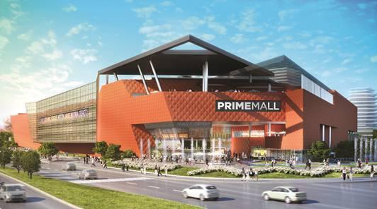 Prime Mall Gaziantep shopping centre