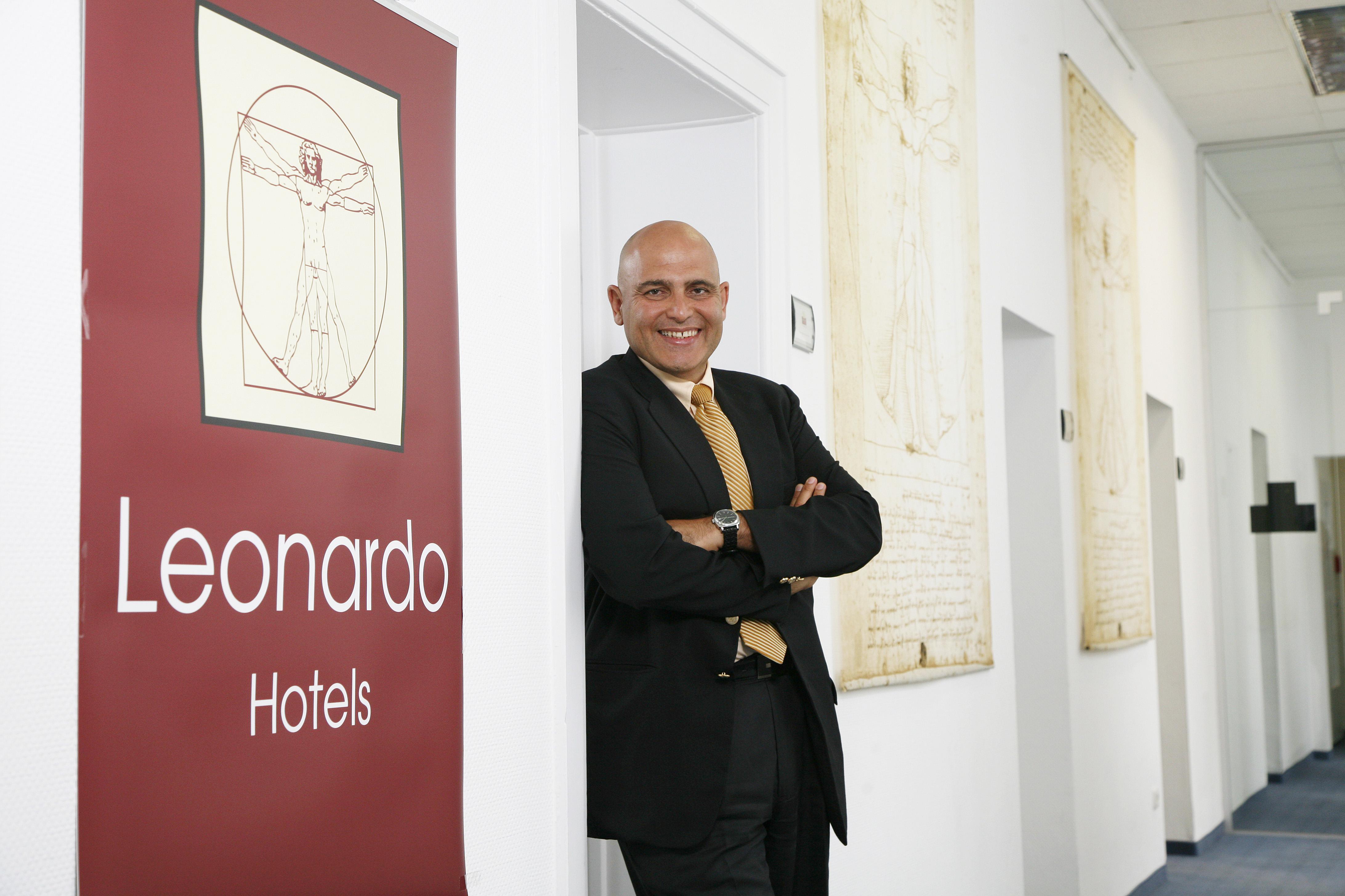 David Fattal, fondatore e CEO di Fattal Hotels Group & Leonardo Hotels
