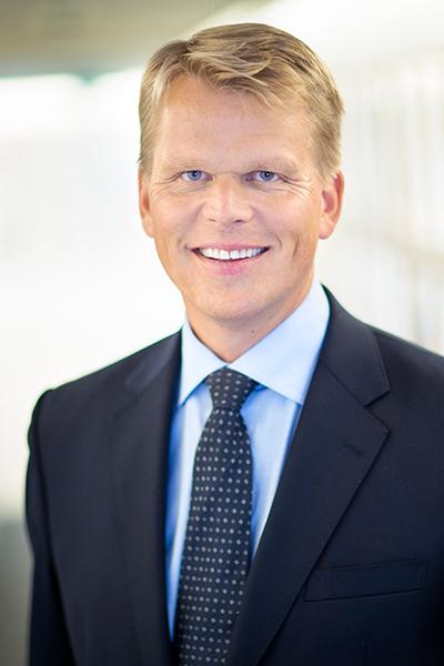 Il nuovo CEO di Catella, Knut Pedersen