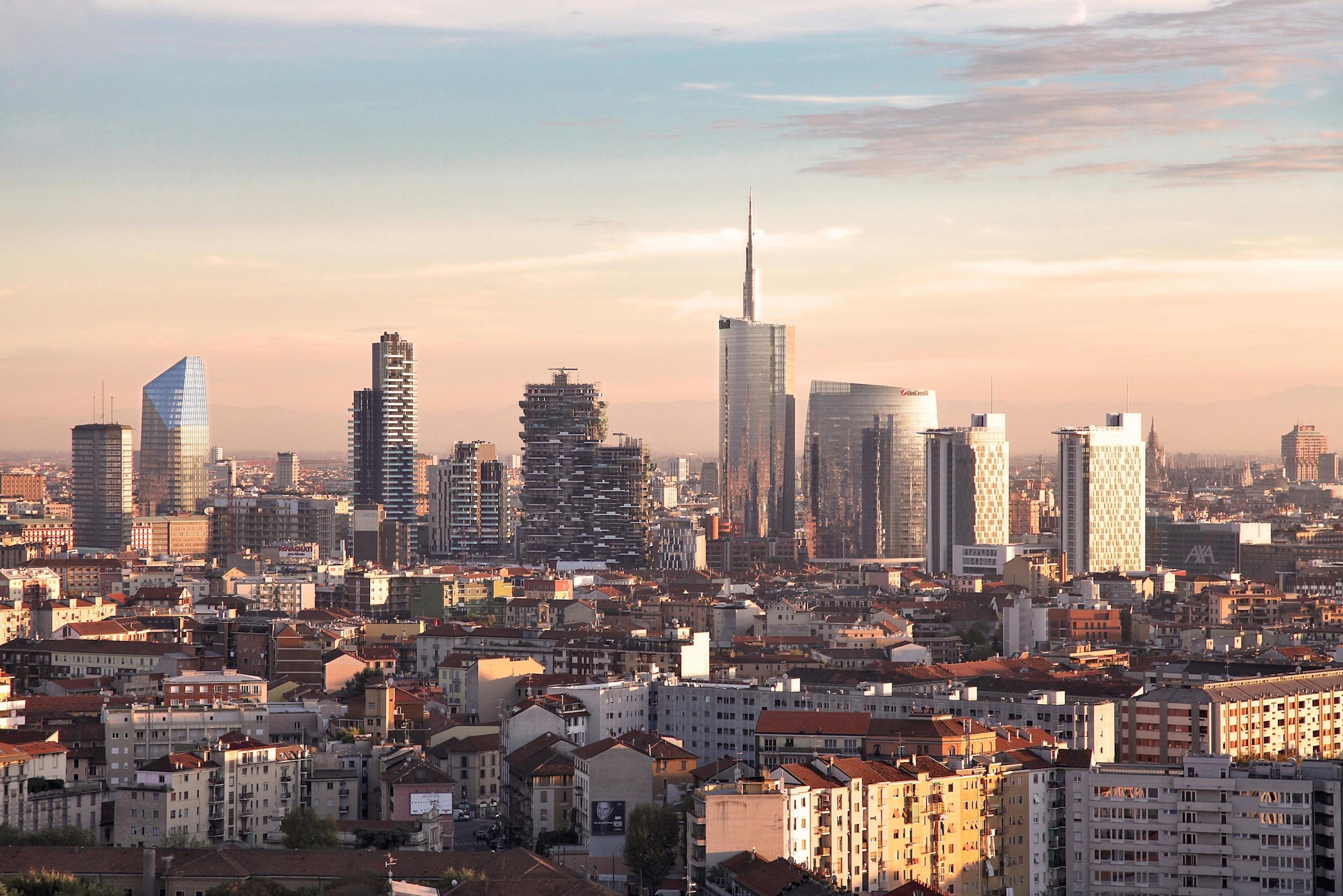 Milano passa al qatar tutta porta nuova by internews - Via porta nuova milano ...