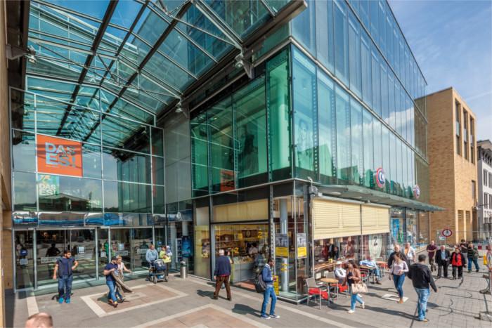 centro commerciale a Esslingen, in Germania