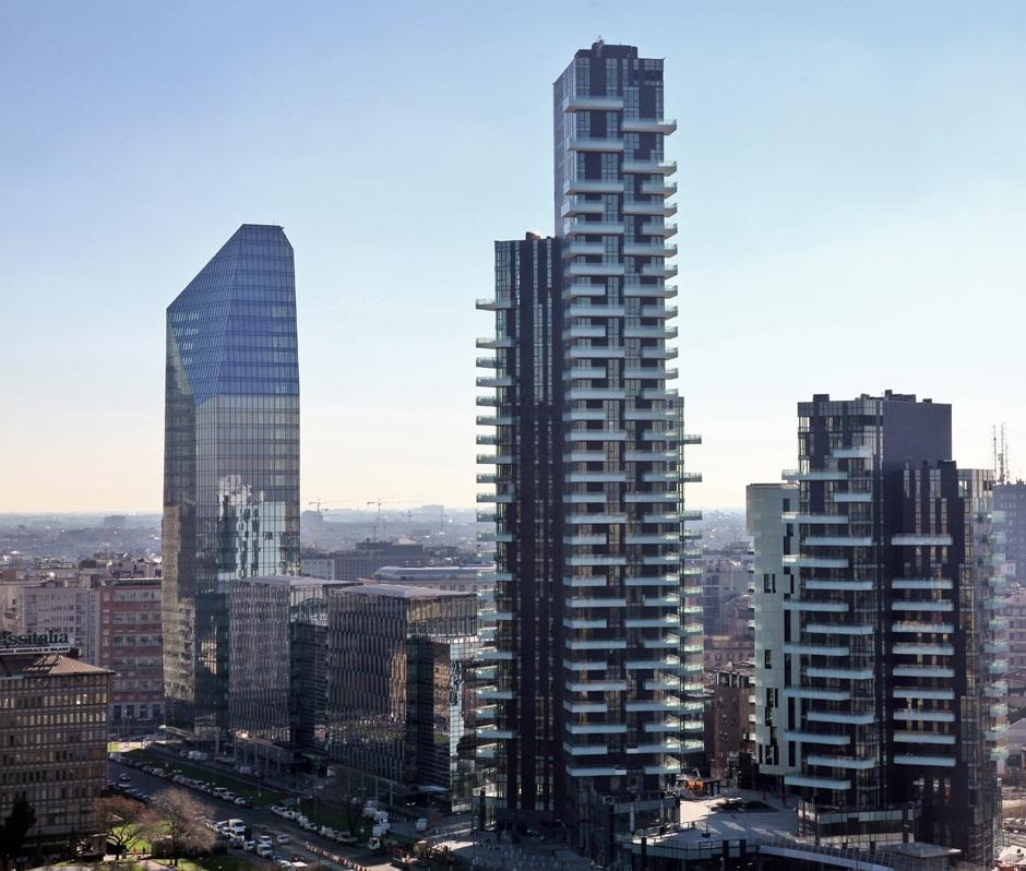 China construction bank sceglie porta nuova per la filiale - Uffici gtt porta nuova ...