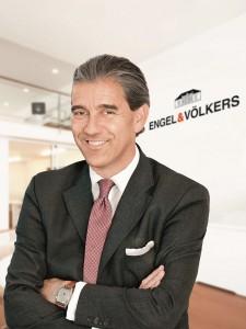 Nella foto, Christian Völkers, CEO e Founder di Engel & Völkers