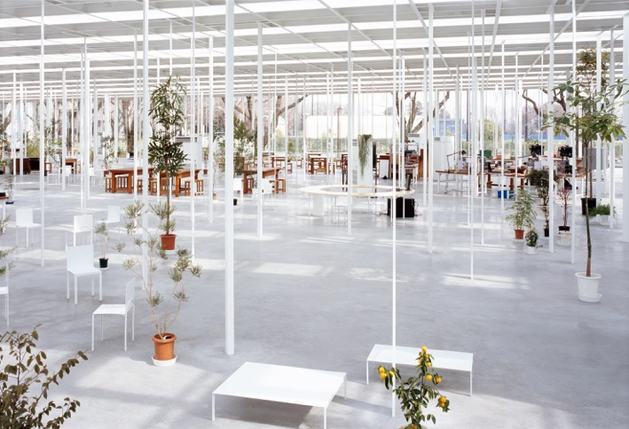 L architetto giapponese junya ishigami junya ishigami il for Architetto giapponese