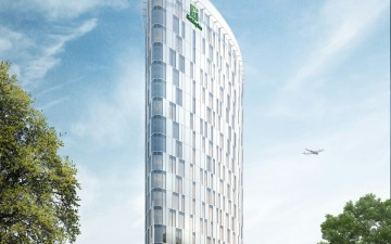 "Union Investment  compera l' ""Holiday Inn Hotel City Nord"" ad  Amburgo"