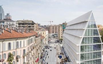 MILANO, PORTA VOLTA: DISVELATI GLI EDIFICI CHE OSPITERANNO LA NUOVA SEDE DI FONDAZIONE FELTRINELLI E DI MICROSOFT ITALIA