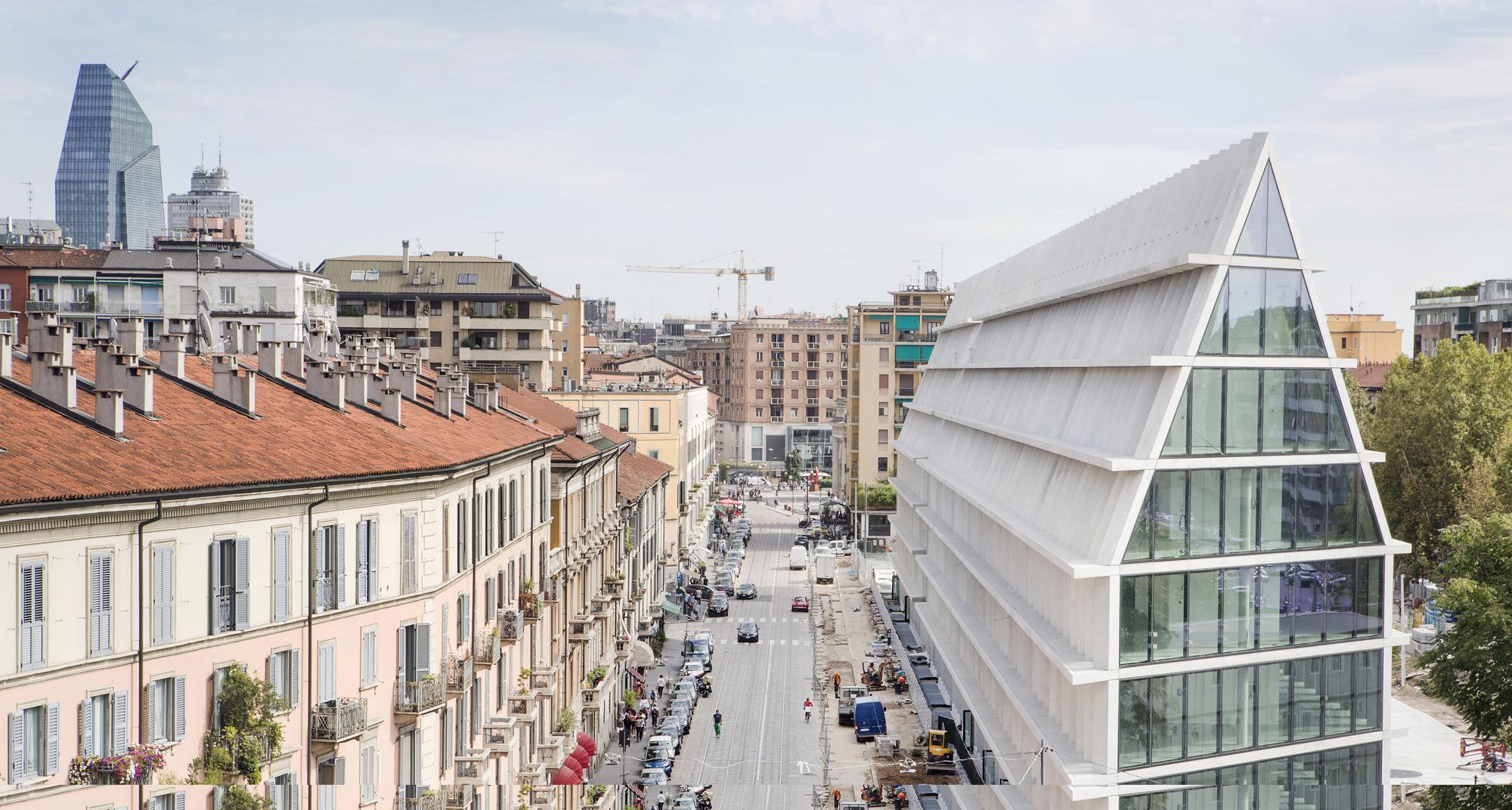 Milano porta volta disvelati gli edifici che ospiteranno - Immobiliare porta volta ...