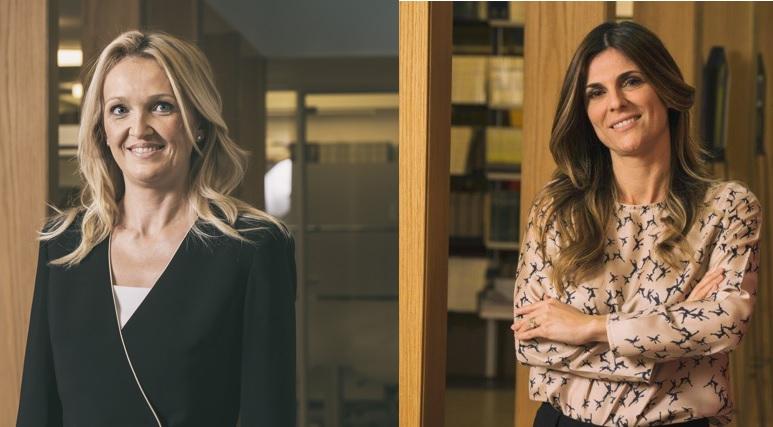 Nelle  foto,  Tiziana Allievi e Margherita Domenegotti