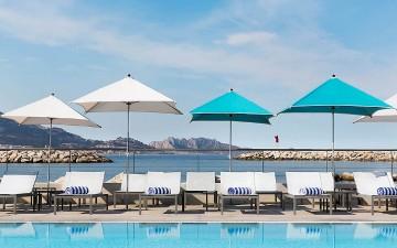 """NH Hotel Group trasforma il  """"Palm Beach Marseille"""" e nel 2018 aprirà  un NHOW hotel  nella  città francese"""