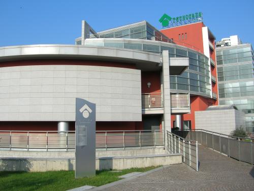 Nella foto, la  sede  della  Società