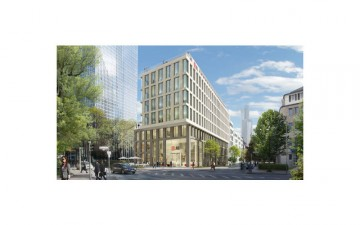 Generali  Real Estate  acquista a Francoforte