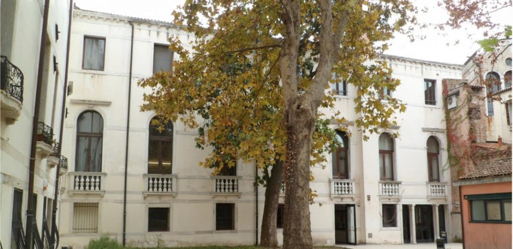 Nella foto, Palazzo Badoer, sede dell'evento.