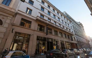CBRE Italia Advisor del Gruppo Statuto per la vendita dell' immobile cielo terra in via Verri 4 a Milano