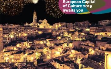 Matera 2019 va  a  Rimini al  TTG Incontri , la  Fiera Internazionale B2B del turismo