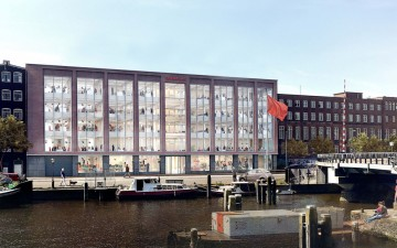 TH Real Estate annuncia l'acquisizione di 'The Warehouse', un asset di uffici prime nel centro di Amsterdam