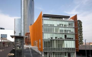 COIMA  presenta  il nuovo HQ  del Gruppo,  a  Milano  Porta  Nuova