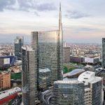Porta Nuova Milano by Drone. © Marco Garofalo