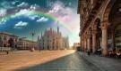Scenari Immobiliari,  l' arcobaleno  su Milano