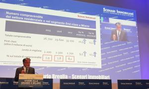 """Scenari Immobiliari e Sigest presentano il rapporto """" Vivere alla grande a Milano – Una nuova domanda residenziale first class"""""""