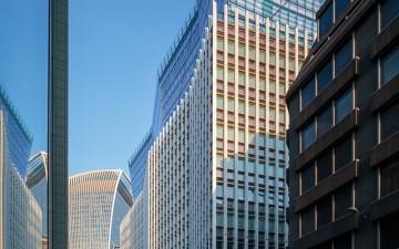 """Generali Real Estate annuncia il completamento dei lavori a  """"Fen Court"""" , suo primo progetto di sviluppo immobiliare nella City di Londra"""
