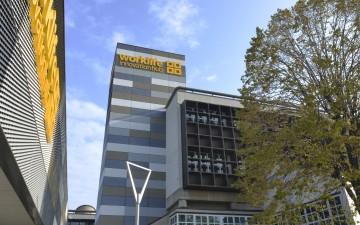 """Generali Real Estate SGR  – Taglio del nastro oggi  per il  """"Worklife Innovation Hub"""" di Casalecchio, presso  Bologna"""
