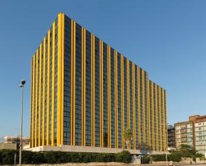 Un'immagine dell'immobile di Bari.