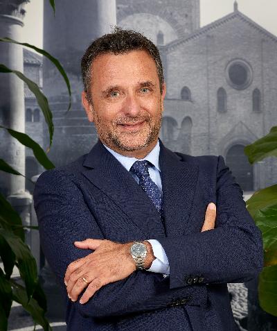 Nella  foto , Simone Capecchi, Executive Director di CRIF