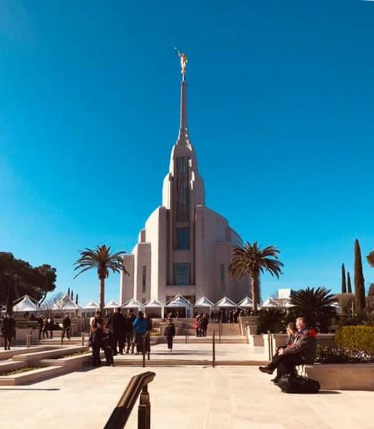 Mormoni, apre a Roma il Tempio della Chiesa di Gesù Cristo dei Santi degli Ultimi Giorni